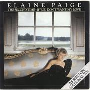 Click here for more info about 'Elaine Paige - If You Don't Want My Love'