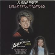 Click here for more info about 'Elaine Paige - Like An Image Passing By'