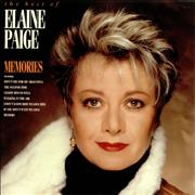 Click here for more info about 'Elaine Paige - Memories - The Best Of Elaine Paige'