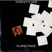 Click here for more info about 'Elaine Paige - Nobody's Side'