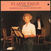 Click here for more info about 'Elaine Paige - Radio Ga Ga'