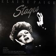 Click here for more info about 'Elaine Paige - Stages'