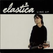 Click here for more info about 'Elastica - Line Up'