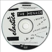 Click here for more info about 'Elastica - 'The Menace' Album Sampler'