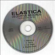 Click here for more info about 'Elastica - Waking Up'