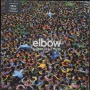 Click here for more info about 'Elbow - Giants Of All Sizes - Green Vinyl - Sealed'