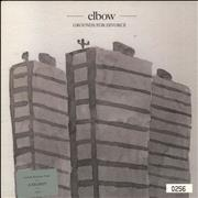 Click here for more info about 'Elbow - Grounds For Divorce - Numbered'