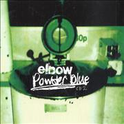 Click here for more info about 'Elbow - Powder Blue - CD2'