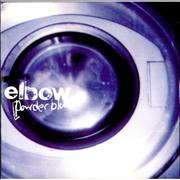 Click here for more info about 'Elbow - Powder Blue'