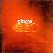 Click here for more info about 'Elbow - Red - Red Vinyl'