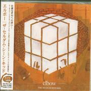 Click here for more info about 'Elbow - The Seldom Seen Kid + Obi - Sealed'
