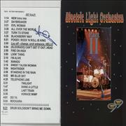 Click here for more info about 'Electric Light Orchestra - 1999 UK Tour/Fully Autographed'