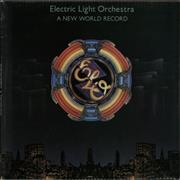 Click here for more info about 'Electric Light Orchestra - A New World Record - 1st'