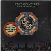 Click here for more info about 'Electric Light Orchestra - A New World Record - Embossed sleeve'