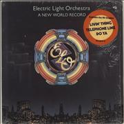 Click here for more info about 'Electric Light Orchestra - A New World Record - Stickered Shrink'