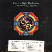 Click here for more info about 'Electric Light Orchestra - A New World Record'