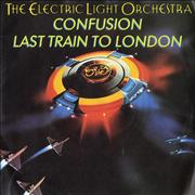 Click here for more info about 'Electric Light Orchestra - Confusion + p/s'