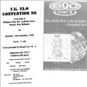 Click here for more info about 'Electric Light Orchestra - ELO Convention '96'