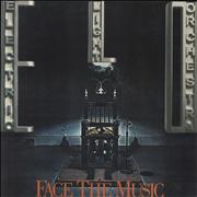 Click here for more info about 'Electric Light Orchestra - Face The Music - 180gram Clear Vinyl + Numbered Sleeve'