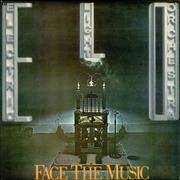 Click here for more info about 'Electric Light Orchestra - Face The Music - 1st'