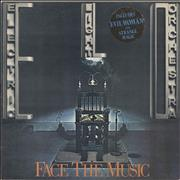 Click here for more info about 'Electric Light Orchestra - Face The Music - Stickered sleeve'