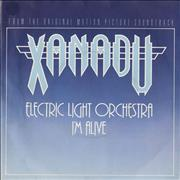 Click here for more info about 'Electric Light Orchestra - I'm Alive - P/S - Solid'