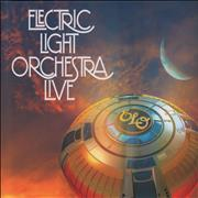 Click here for more info about 'Electric Light Orchestra - Live'