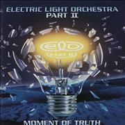 Click here for more info about 'Electric Light Orchestra - Moment Of Truth - Autographed'