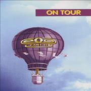 Click here for more info about 'Electric Light Orchestra - On Tour Part II - Tour Programme & 2 Backstage Crew Passes'