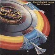 Click here for more info about 'Electric Light Orchestra - Out Of The Blue + Poster - EX'