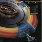Click here for more info about 'Electric Light Orchestra - Out Of The Blue - 180 gram Clear Vinyl - Sealed'