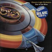 Click here for more info about 'Electric Light Orchestra - Out Of The Blue - Blue Vinyl'