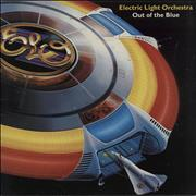 Electric Light Orchestra Out Of The Blue - EX UK 2-LP vinyl set