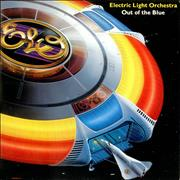 Click here for more info about 'Electric Light Orchestra - Out Of The Blue - EX'