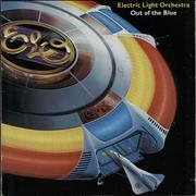 Click here for more info about 'Electric Light Orchestra - Out The Blue - 80's Reissue - EX'