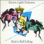 Click here for more info about 'Electric Light Orchestra - Rock 'n Roll Is King - A-Label'