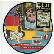 "Electric Light Orchestra Secret Messages UK 7"" picture disc"