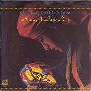 Click here for more info about 'Electric Light Orchestra - Shine A Little Love + Picture Sleeve - EX'