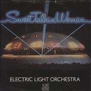 Click here for more info about 'Electric Light Orchestra - Sweet Talkin' Woman - Purple Vinyl + Sleeve'