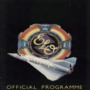 Click here for more info about 'Electric Light Orchestra - World Tour 1978 + Ticket Stub'