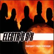Click here for more info about 'Electric Six - Danger! High Voltage'