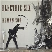 Click here for more info about 'Electric Six - Human Zoo - Sealed'