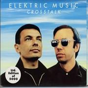 Elektric Music Crosstalk - Digipak Germany CD single