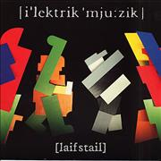 "Elektric Music Lifestyle Germany 12"" vinyl"