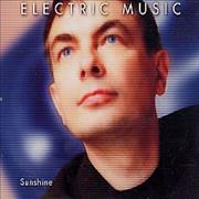 Elektric Music Sunshine - Withdrawn Germany CD single