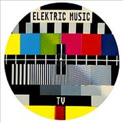 "Elektric Music TV Germany 12"" picture disc"