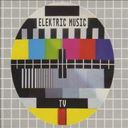 Elektric Music Tv UK CD single