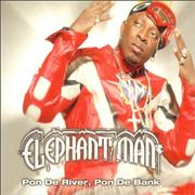 Click here for more info about 'Elephant Man - Pon De River, Pon De Bank'
