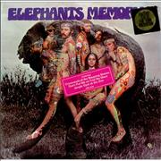 Click here for more info about 'Elephant's Memory - Elephants Memory - Sealed + Sticker'
