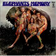 Click here for more info about 'Elephant's Memory - Elephants Memory - Sealed'